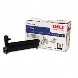 Okidata - 43381720 - Oki Black Image Drum Kit For C6100 Series Printers - 20000 Page - 1 Each