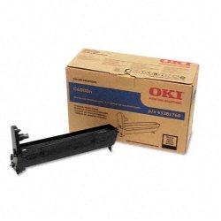 Okidata - 43381760 - Oki Black Image Drum For C6000n and C6000dn Printers - 20000 Page - 1 Each