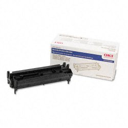 Okidata - 43501901 - Oki Image Drum For B4400 and B4600 Series Printers - 25000 Page - 1 Each