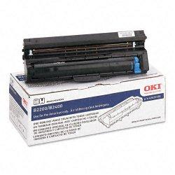 Okidata - 43650301 - Oki Image Drum For B2200, B2400, B2200n and B2400n Printers - 15000 Page - 1 Each
