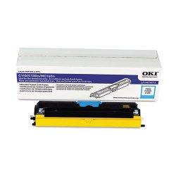 Okidata - 44250711 - Oki Toner Cartridge - Cyan - LED - 1500 Page