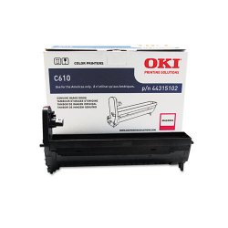 Okidata - 44315102 - Oki Imaging Drum Unit - 1 Each