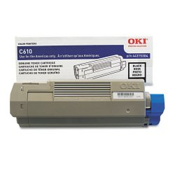 Okidata - 44315304 - Oki Toner Cartridge - LED - 8000 Page - 1 Each