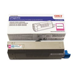 Okidata - 44318602 - Oki Toner Cartridge - LED - 11500 Page - 4 / Each