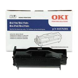 Okidata - 44574301 - Oki Imaging Drum Unit - 30000 Page - 1 Each
