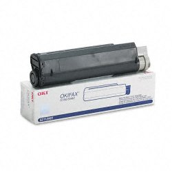 Okidata - 52112901 - Oki Black Toner Cartridge - Laser - 5000 Page - 1 Each
