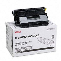 Okidata - 52114501 - Oki Black Toner Cartridge - Laser - 10000 Pages - 1 Each