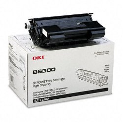 Okidata - 52114502 - Oki B6300n Black Toner Cartridge - Laser - 1 Each