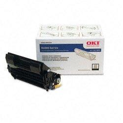 Okidata - 52116001 - Oki Standard Capacity Black Toner Cartridge - LED - Standard Yield - 11000 Page - 1 Each