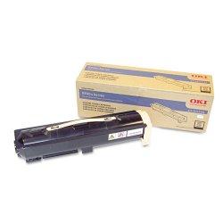 Okidata - 52117101 - Oki Black Toner Cartridge - Laser - 33000 Page - 1 Each
