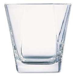 Office Settings - CPR9 - Cozumel Beverage Glasses, 9oz, Clear, 6/Box
