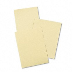 Pacon - 004109 - Cream Manila Drawing Paper, 50 lbs., 9 x 12, 500 Sheets/Pack