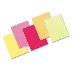 Pacon - 01135 - Riverside Array Assorted Hyper Color Multipurpose Paper - Letter - 8 1/2 x 11 - 24 lb Basis Weight - Recycled - 25% Recycled Content - 500 / Ream - Orange, Pink, Red, Orange, Lime