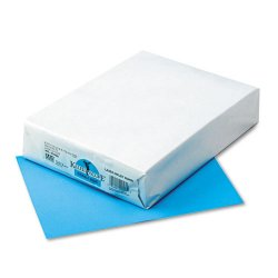 Pacon - 02056 - Riverside Kaleidoscope Multi-Purpose Laser/Inkjet Paper - Letter - 8 1/2 x 11 - 24 lb Basis Weight - 500 / Ream - Cobalt Blue