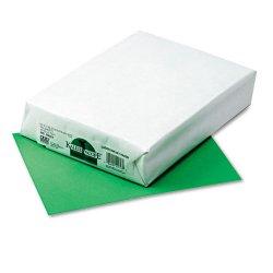 Pacon - 02057 - Riverside Kaleidoscope Multi-Purpose Laser/Inkjet Paper - Letter - 8 1/2 x 11 - 24 lb Basis Weight - 500 / Ream - Emerald Green