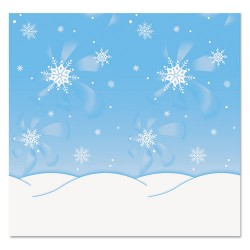 Pacon - 0056385 - Fadeless Designs Bulletin Board Paper, Winter Time Scene, 48 x 50 ft.
