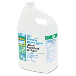 Procter & Gamble - 1106 - Disinfecting-Sanitizing Bathroom Cleaner, One Gallon Bottle, 3/Carton