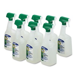 Procter & Gamble - 1105 - Disinfecting-Sanitizing Bathroom Cleaner, 32 oz. Trigger Bottle, 8/Carton