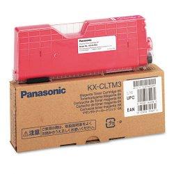 Panasonic - KX-CLTM3 - Panasonic Magenta Toner Cartridge - Laser - 6000 Page