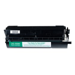 Panasonic - UG5580 - Panasonic Toner Cartridge - Laser - 9000 Page - 1 Each
