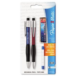 PaperMate - 1738796 - Comfortmate Ultra Pencil Starter Set, Ast Brl; 0.7 mm, Ref