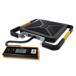DYMO - 1776113 - Dymo Pelouze 250lb Digital USB Shipping Scale - 400 lb / 181 kg Maximum Weight Capacity - Silver
