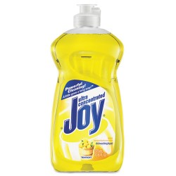 Procter & Gamble - 00614 - Dishwashing Liquid, Lemon Scent, 12.6 oz Bottle