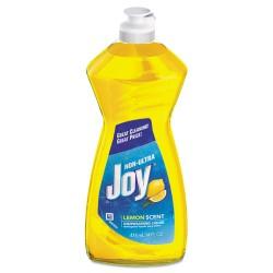 Procter & Gamble - PGC 21737 - Dishwashing Liquid, 14 oz Bottle, Lemon Scent, 25/Carton