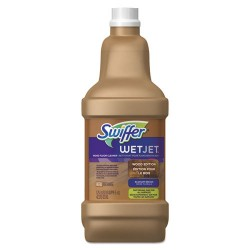 Procter & Gamble - 23682 - Swiffer WetJet Wood Floor Cleaner Solution Refill - Inviting Home Scent - Liquid - 0.33 gal (42.27 fl oz) - Blossom Breeze Scent