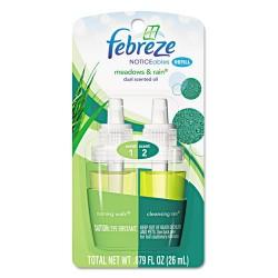 Procter & Gamble - 037000455417 - PLUG Air Freshener Refills, Meadows & Rain, 0.87 oz Refill