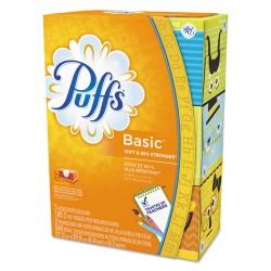 Procter & Gamble - PGC 87615 - White Facial Tissue, 2-Ply, 8.2 x 8.4, 180/Pack, 8/Carton