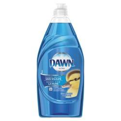 Procter & Gamble - 91544 - Liquid Dish Detergent, Dawn Original, 21.6 oz Bottle, 10/Carton