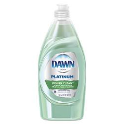 Procter & Gamble - 91589 - Liquid Dish Detergent, Power Clean, Fresh Scent, 18 oz Bottle, 10/Carton