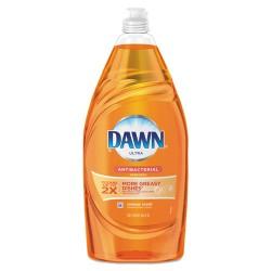 Procter & Gamble - 91695EA - Liquid Dish Detergent, Antibacterial, Orange Scent, 34.2 oz Bottle