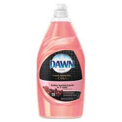 Procter & Gamble - 91708 - Dawn Pomegranate Hand/Dish Liquid - Concentrate Liquid - 0.22 gal (28 fl oz) - Pomegranate Splash Scent - 1 / Bottle - Pink