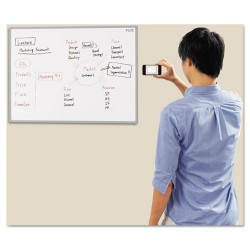 Plus Corporation Of America - SWB1209SW - MTG Electronic Whiteboard, 47.3 x 35.4
