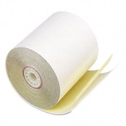PM Company - 07706 - PM Perfection Carbonless Paper - 3 x 1080 - 50 / Carton - White
