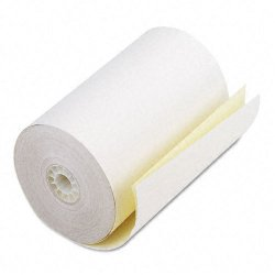 PM Company - 08785 - PM Perfection Carbonless Paper - 4 1/2 x 1080 - 24 / Carton - White