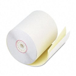 PM Company - 08789 - PM Perfection Carbonless Paper - 2 3/4 x 1080 - 50 / Carton - White