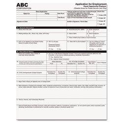 PM Company - 59103 - PM Inkjet, Laser Print Carbonless Paper - Letter - 8 1/2 x 11 - 85 Brightness - 2500 / Carton - White