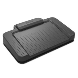 Philips - ACC2320/00 - Transcription Kit Foot Pedals, 3 Button Pedal