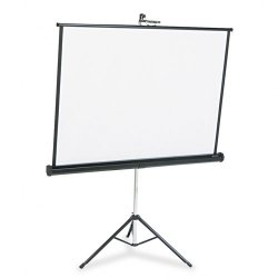 Quartet (Acco) - 550S - Quartet Portable Tripod Projection Screen (Each)