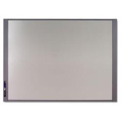 Acco Brands - 72981 - InView Custom Whiteboard, 48 x 36, Graphite Frame