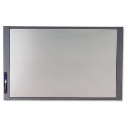 Acco Brands - 72982 - InView Custom Whiteboard, 36 x 24, Graphite Frame
