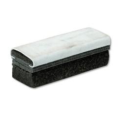 Acco Brands - 807628 - Quartet Deluxe Chamois Chalk Eraser - Durable - Felt