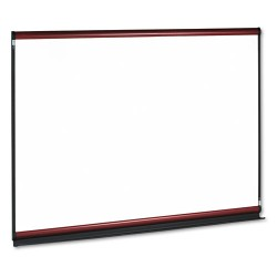Acco Brands - MB06P2 - Connectables Modular Dry-Erase Board, Porcelain/Steel, 72 x 48, White, Mahogany