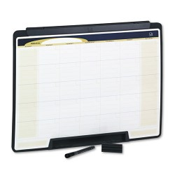Acco Brands - MMC25 - Motion Portable Monthly Calendar, Dry Erase, 24 x 18