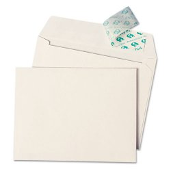 "Quality Park - 10742 - Quality Park Redi-Strip Specialty Paper Envelopes - Specialty - 4.50"" Width x 6.25"" Length - 50 / Box - White"