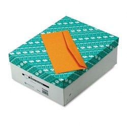 Quality Park - 11462 - Quality Park Kraft Regular Business Envelopes - Business - #12 - 4 3/4 Width x 11 Length - 28 lb - Gummed - Kraft - 500 / Box - Kraft