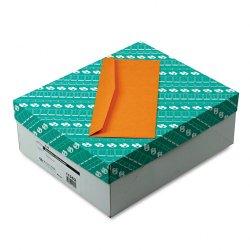 Quality Park - 11562 - Quality Park Kraft Regular Business Envelopes - Business - #14 - 5 Width x 11 1/2 Length - 28 lb - Gummed - Kraft - 500 / Box - Kraft